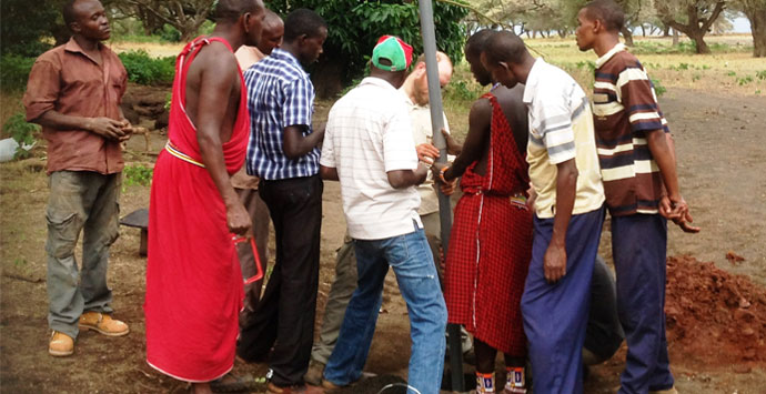 Empowering Kenya's Maasai tribe to address water shortages