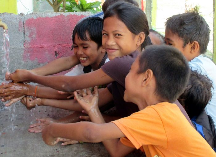 Imagine access to clean water and sanitation for everyone