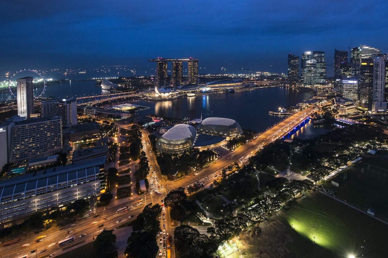 Marina Bay and Greater Southern Waterfront