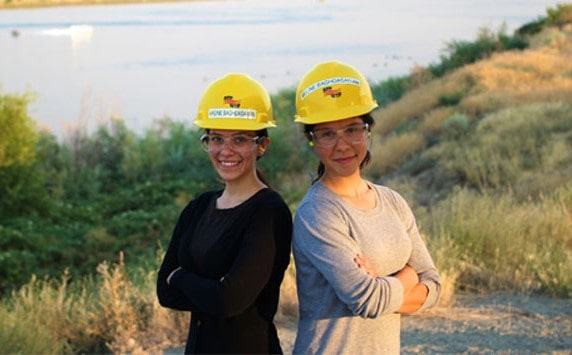 Employee_Meline and Arsine Baghdasarian