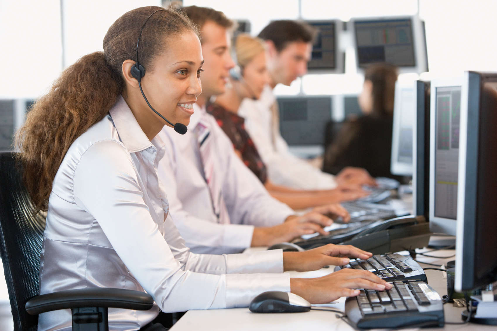 Help Desk Consolidation and Support for the Environmental ...