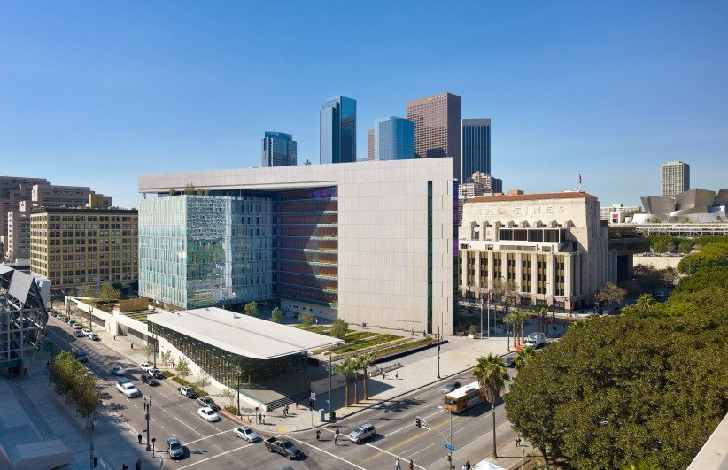 Department Of Building Los Angeles