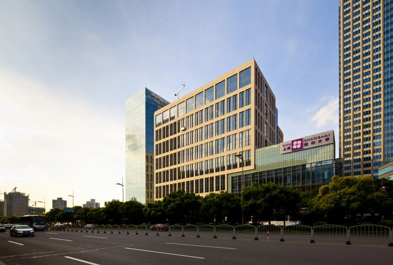 New York University Shanghai Campus