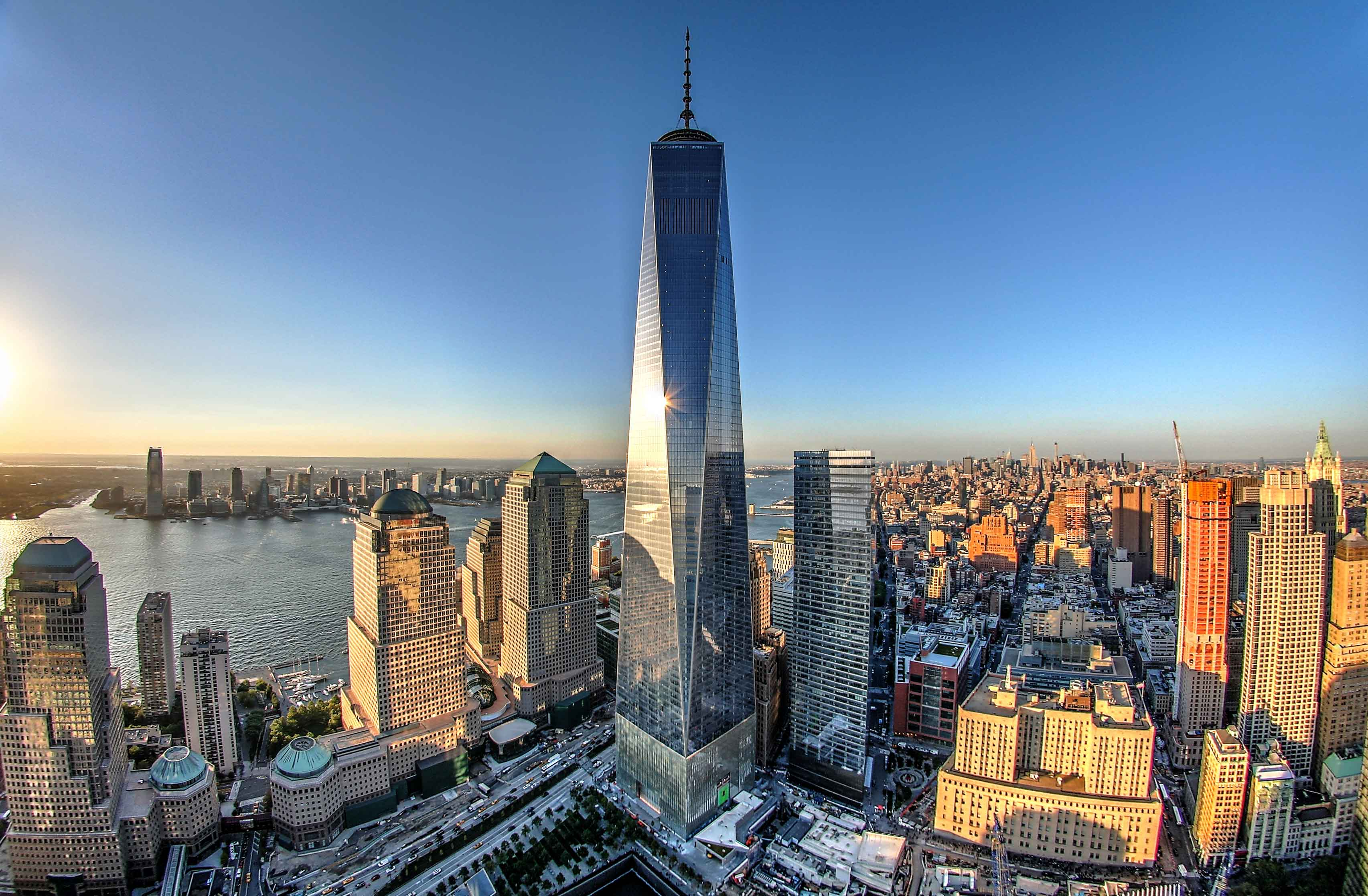 One World Trade Center Photo by Michael Mahesh, PANYNJ