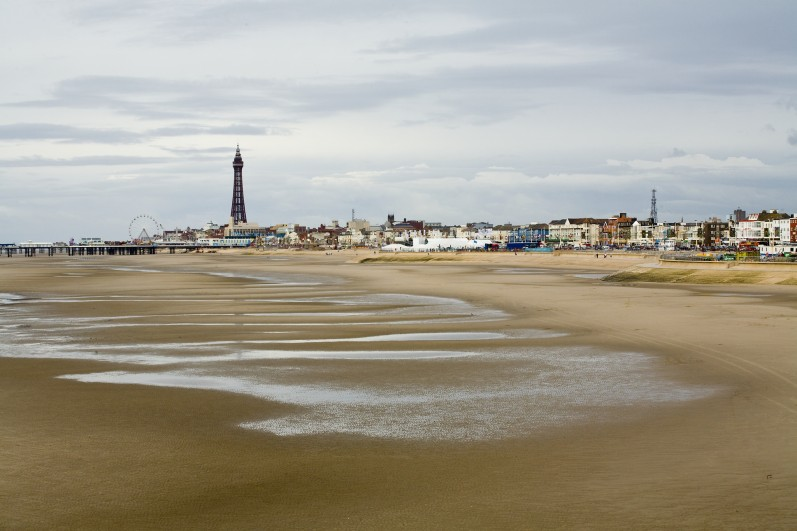 Blackpool Seafront