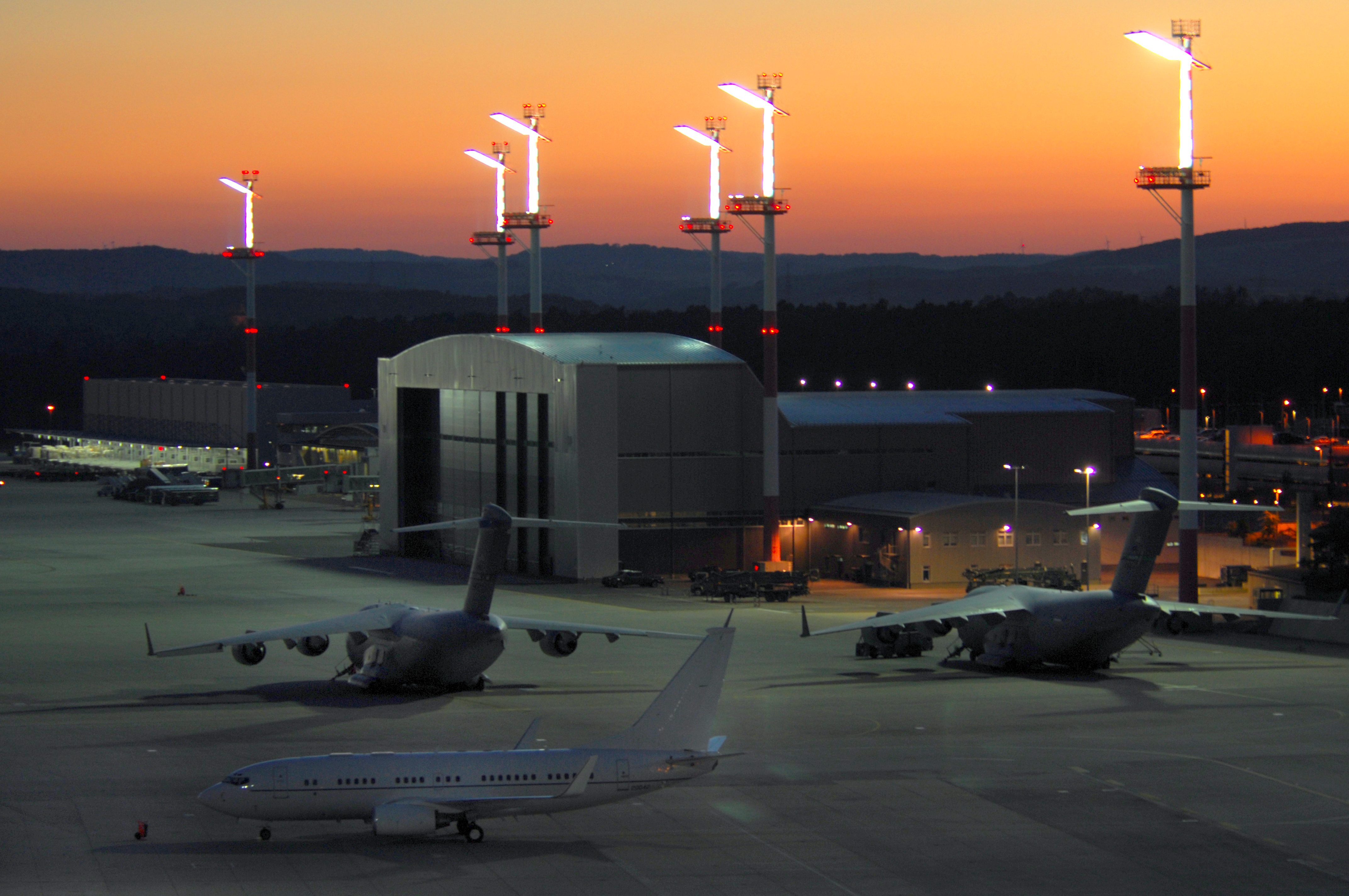 Ramstein Air Base, Germany, Photo by Airman 1st Class Kenny Holston