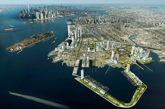 Southwest Brooklyn: Growing from the Waterfront Again