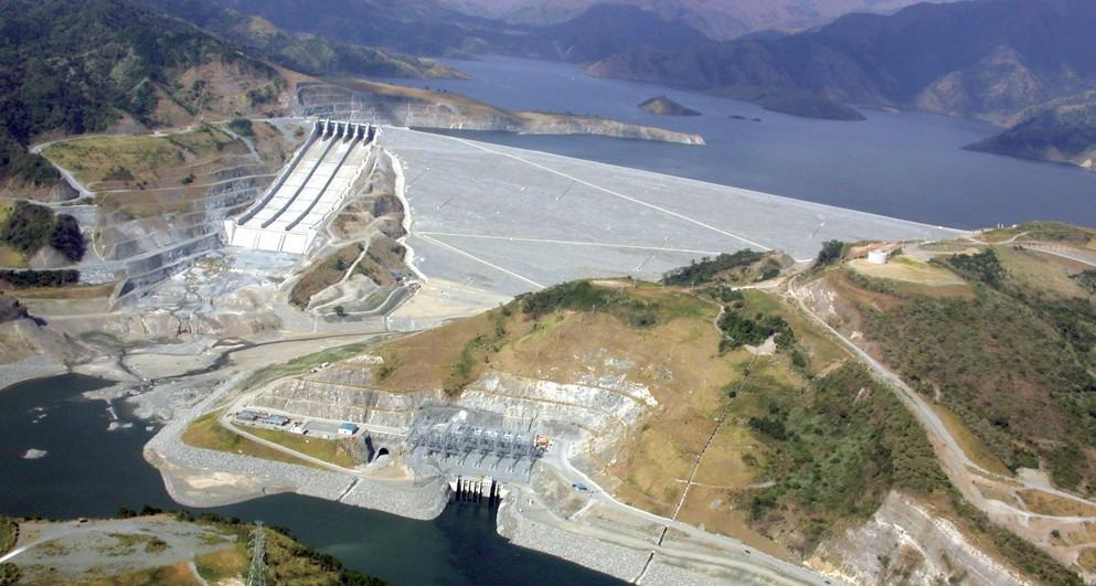 delineation of san roque dam San roque multi-purpose project accurately metering power plants using the most advanced power monitoring available today 1.
