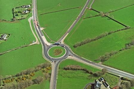 A8 Belfast to Larne Dual Carriageway