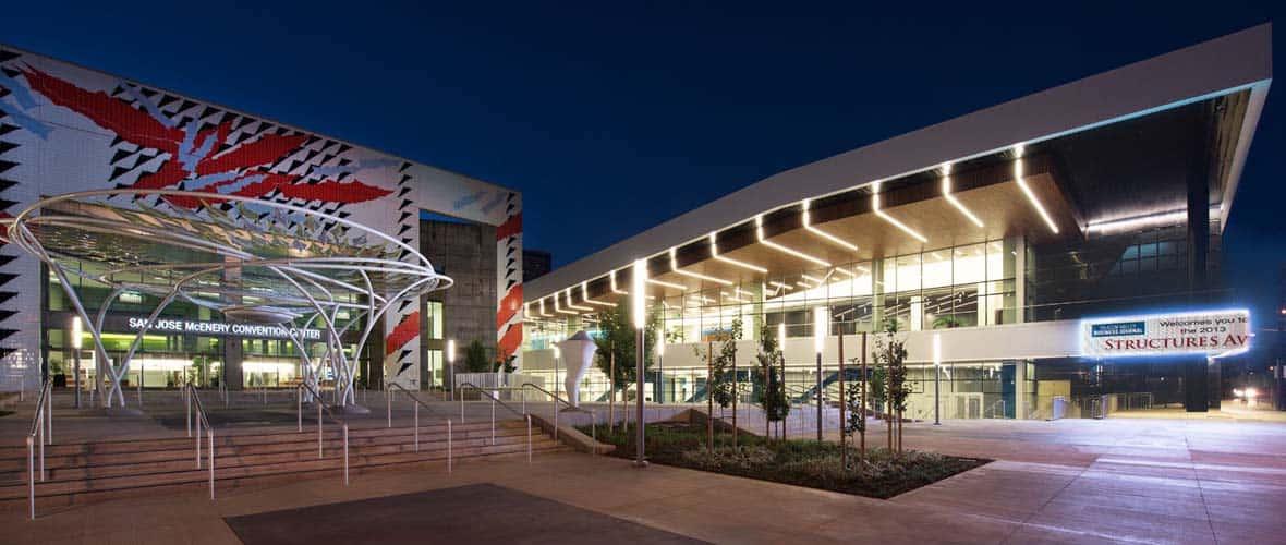 San Jose Convention Center Meeting Rooms