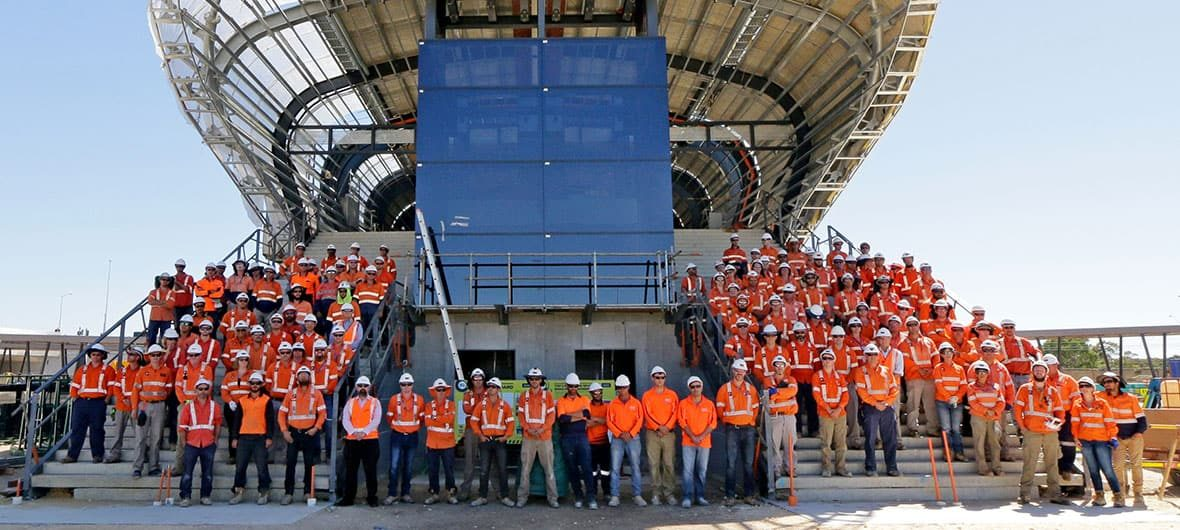 Perth Stadium Station, Western Australia