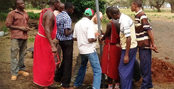 Empowering Kenya's Maasai tribe to address water shortages