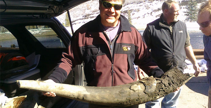 #CoolJobs: Our Ice Age dig adventure