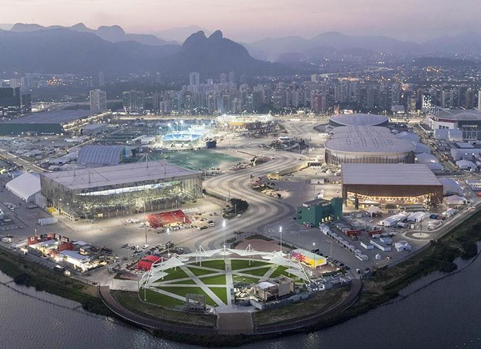 Master plan sets games in motion in Rio