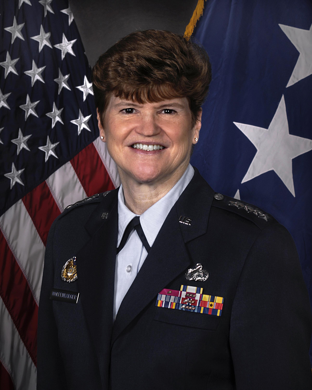 General Janet C. Wolfenbarger