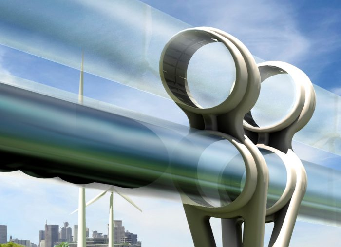 How sustainable and resilient could Hyperloop be?