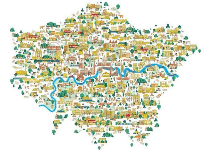 The new draft London Plan