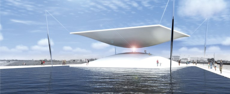 Solar Hourglass, 1st Place Winner LAGI 2014 Copenhagen Santiago Muros Cortés Energy Technologies: concentrated solar power (thermal beam-down tower with heliostats) Annual Capacity: 7,500 MWh