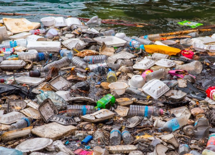 Make a change to end plastic pollution