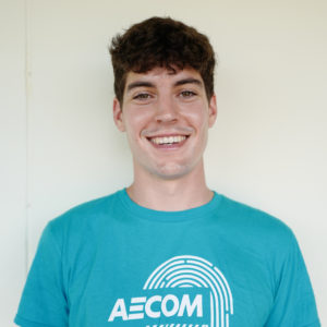Benat Pena Arregui, Graduate Engineer, AECOM Bedford, UK