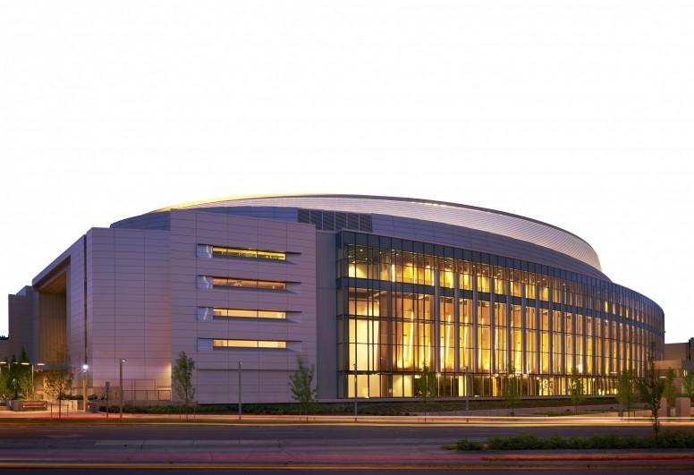 Matthew Knight Arena, University of Oregon