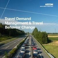 Travel Demand Management & Travel Behavior Change
