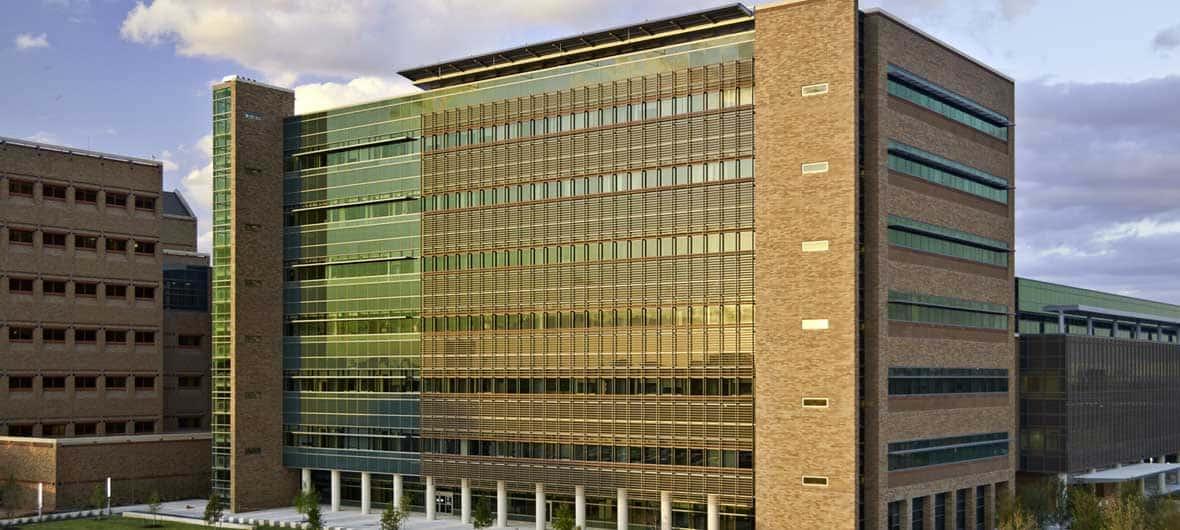 Mayo Clinic Proton Therapy Facility