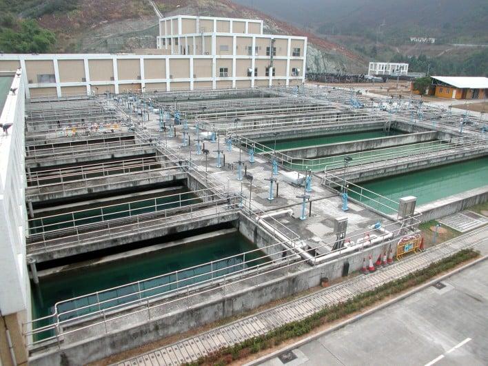 Siu Ho Wan Sewage Treatment