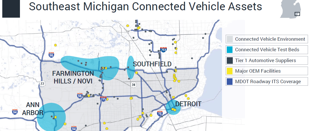 Connected Vehicle Data Integration into Traffic Operations Center