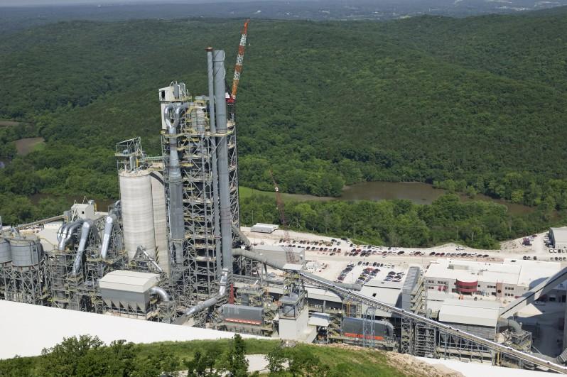 lcim Grassroots Cement Plant