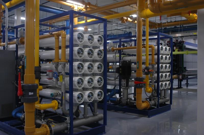 Upper Sandusky Integrated Membrane Water Treatment Plant