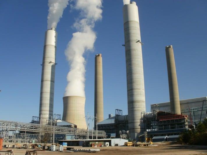 Plant Miller Flue Gas Desulfurization