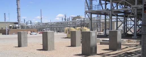 NOx Reduction Project, Shute Creek Gas Plant