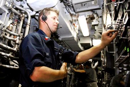 Shipboard Training - Navy