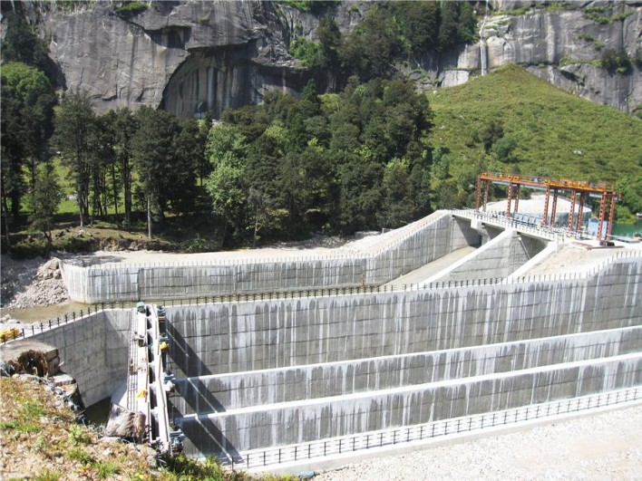 Allain Duhangan Hydroelectric Complex