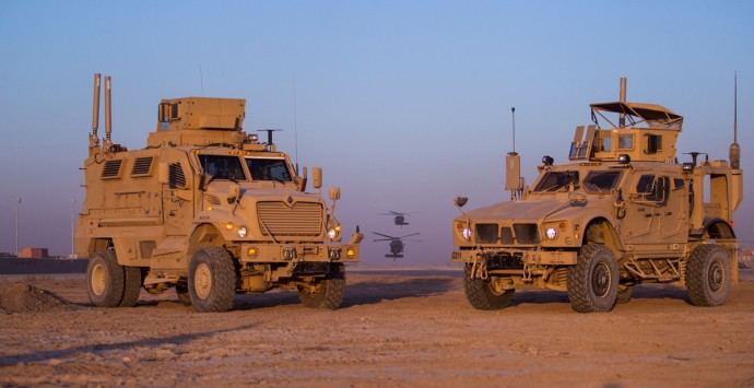 Maintenance and Operational Support Contract - Afghanistan