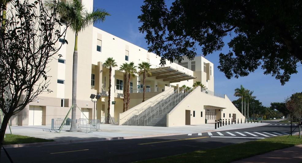 Bank United Center, University of Miami