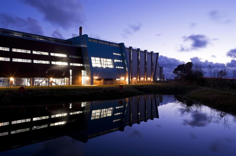 Diageo Roseisle Distillery