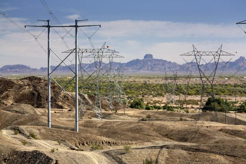 Hassayampa to North Gila #2 (HANG2) 500 kV Transmission Line Project