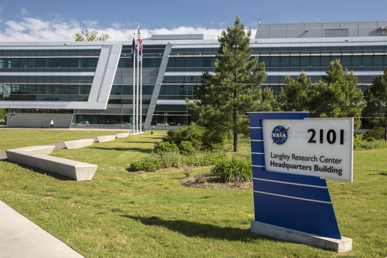 NASA Langley Research Center - Headquarters Building
