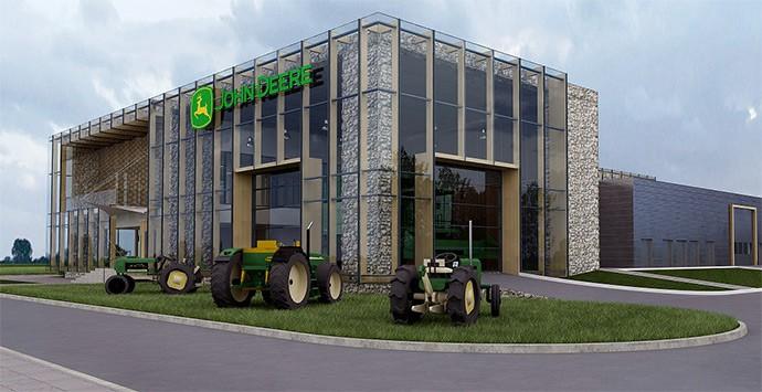 John Deere Regional Headquarters and Training Facility