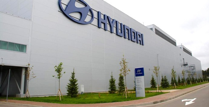 Hyundai Automotive Factory