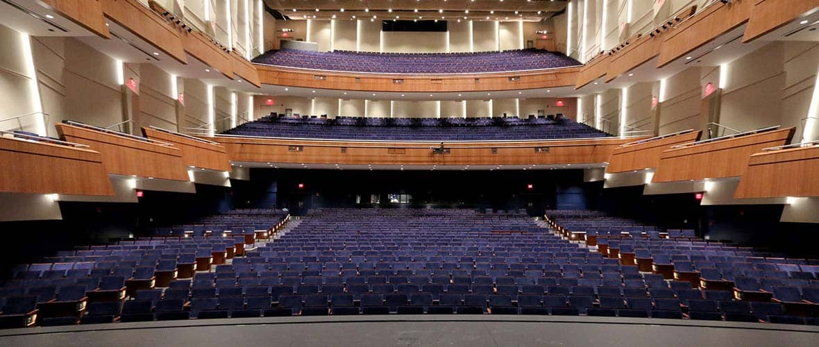 Robinson Center Music Hall Additions And Renovations