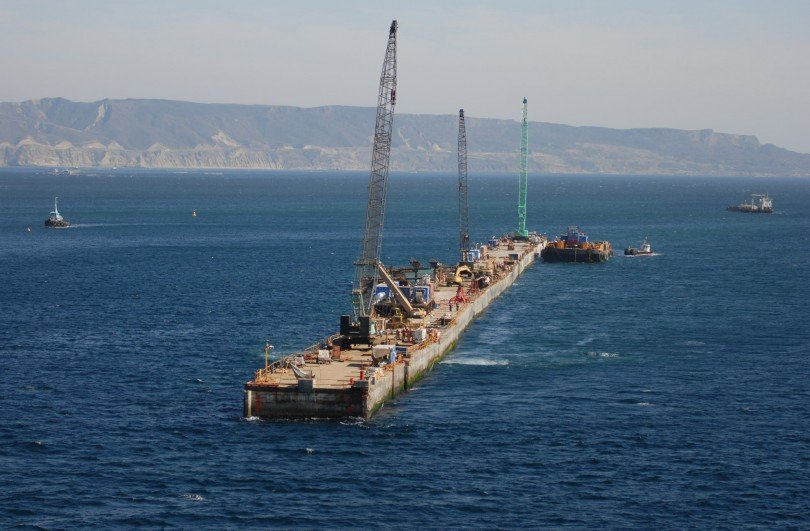 Costa Azul Offshore Caisson Breakwater