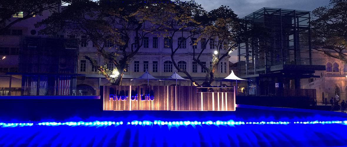 Kuala Lumpur's iconic River of Life project awarded Award of