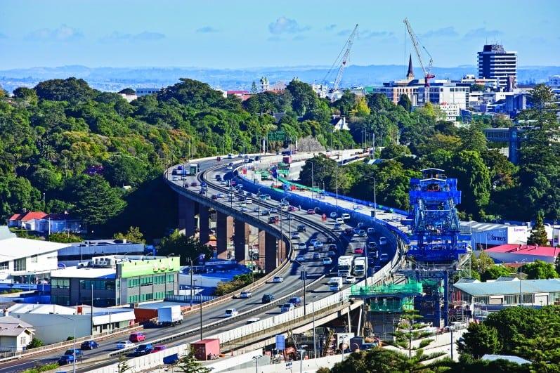 New Zealand Transport Agency Newmarket Viaduct
