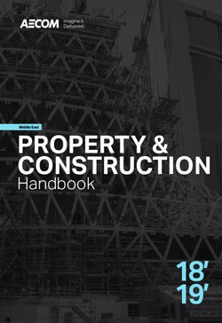 Middle East Construction Handbook 2018 - 19