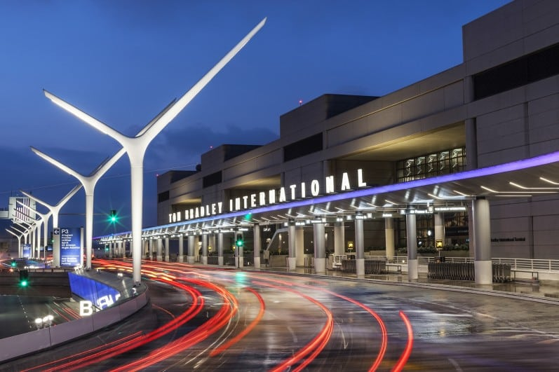 Los Angeles (LAX) Interntional Airport