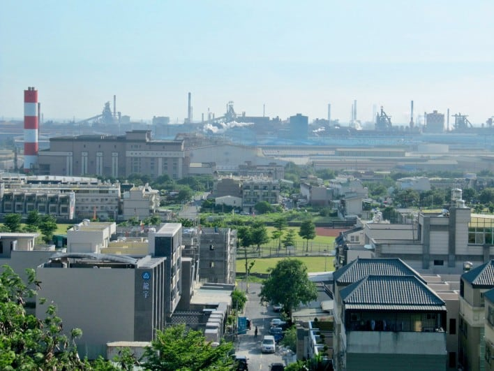 Kaohsiung Linhai Special Industrial Park Air Quality Monitoring System