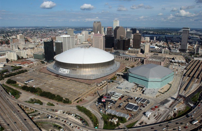 Facts About Mercedes Benz Superdome